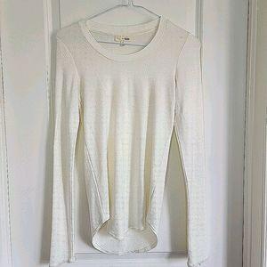Aritzia Wilfred Long Sleeve T-shirt